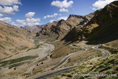 Carretera Manali Leh