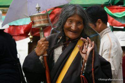 Retratos Tibetanos