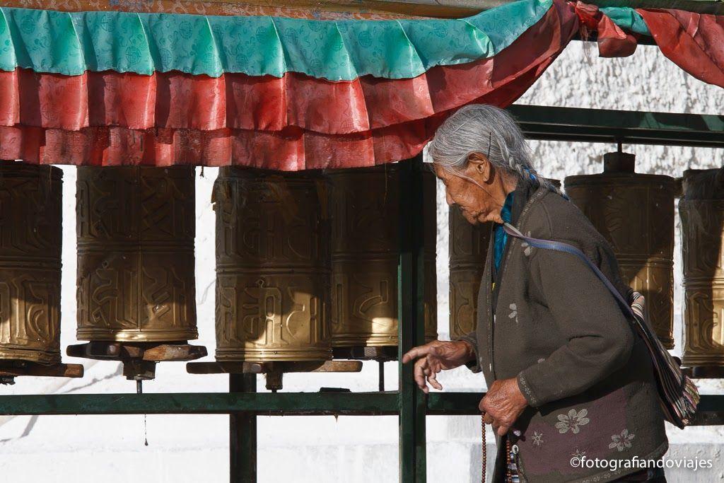 retratos del tibet