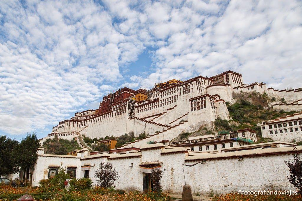 Palacio Potala Lhasa