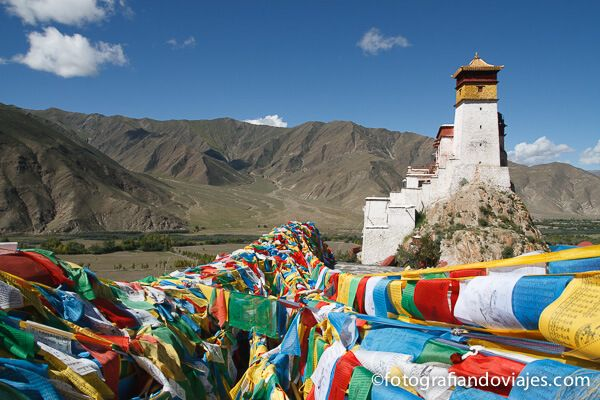Tibet Yumbulangang