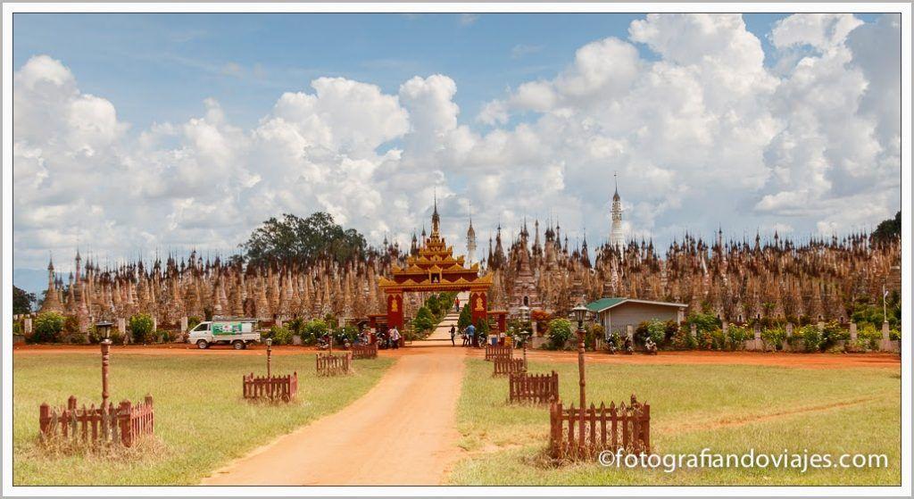 Myanmar Kakku