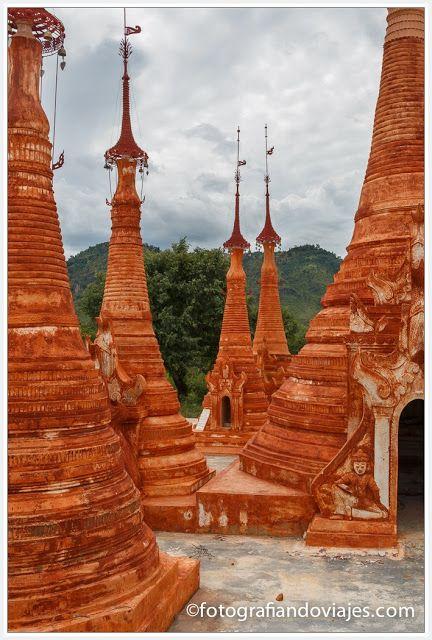 Shwe Inn Thein Paya myanmar
