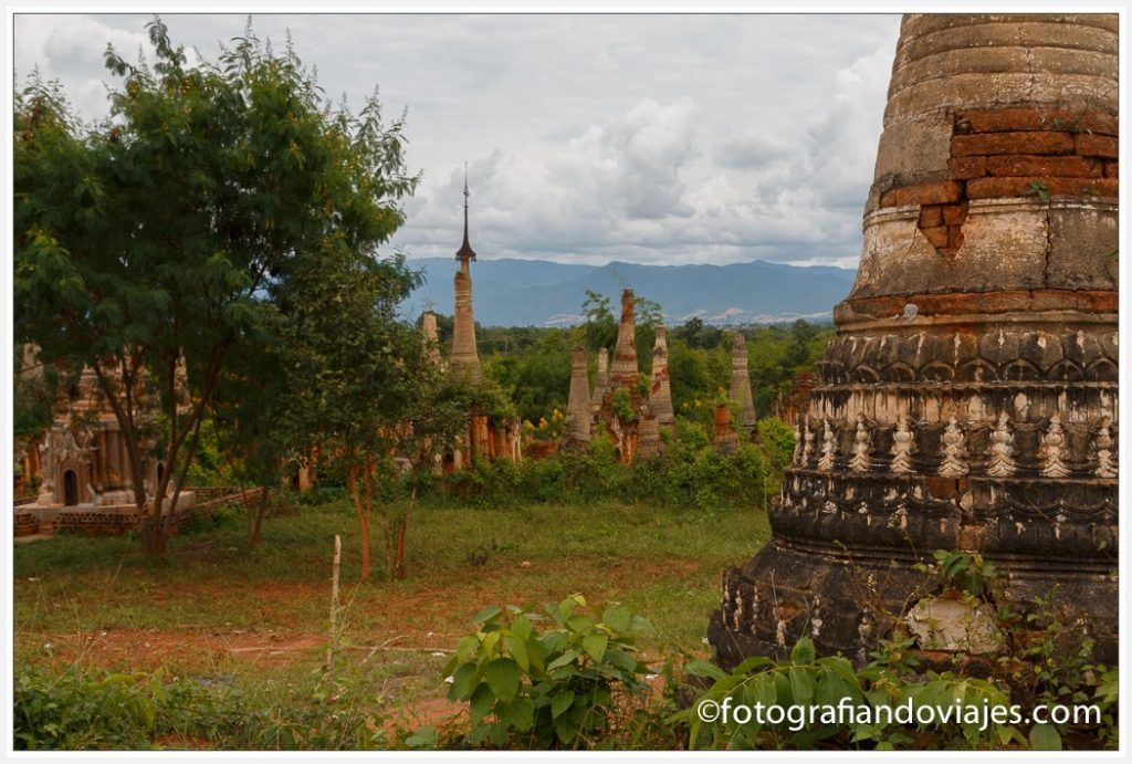 Shwe Inn Thein Paya lago inle myanmar