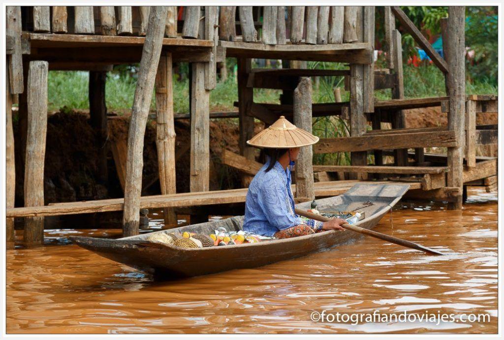 Lago inle birmania myanmar