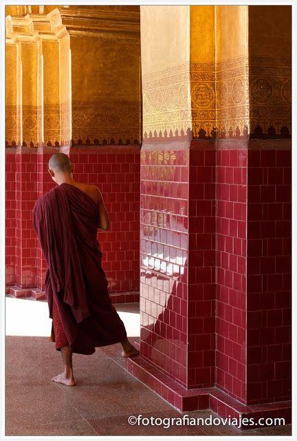 Templo de Mahamuni en mandalay