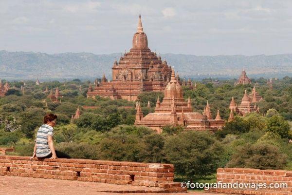 Pya Tha Da en Bagan