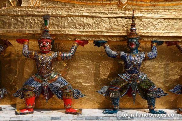 Tailandia bangkok palacio real