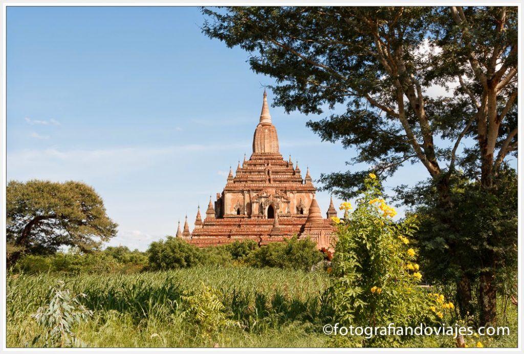 Sulamani en Bagan
