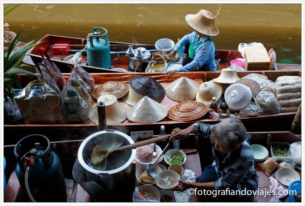 mercado flotante damoek saduak