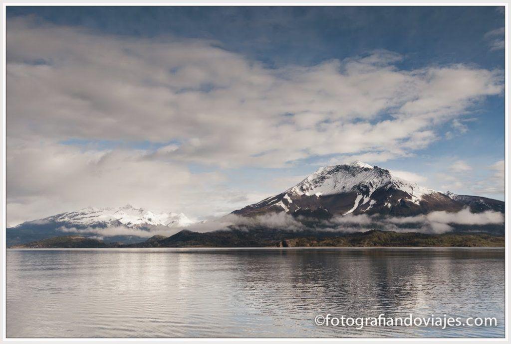 Vistas desde Puerto Natales