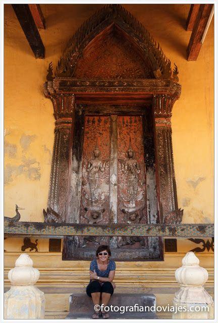 Puertas de Wat Si Saket
