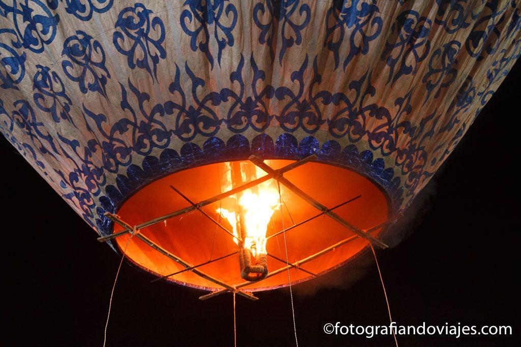 fiesta globos Taunggyi