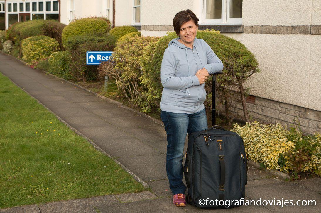 elegir maleta de viaje