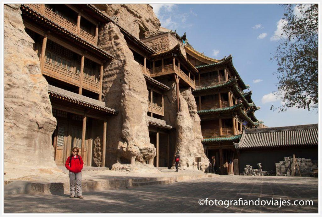 Cuevas de Yungang en Datong, China
