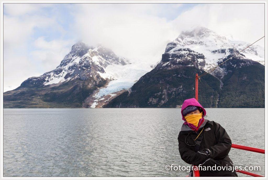 Fiordo Ultima Esperanza y Glaciar Balmaceda