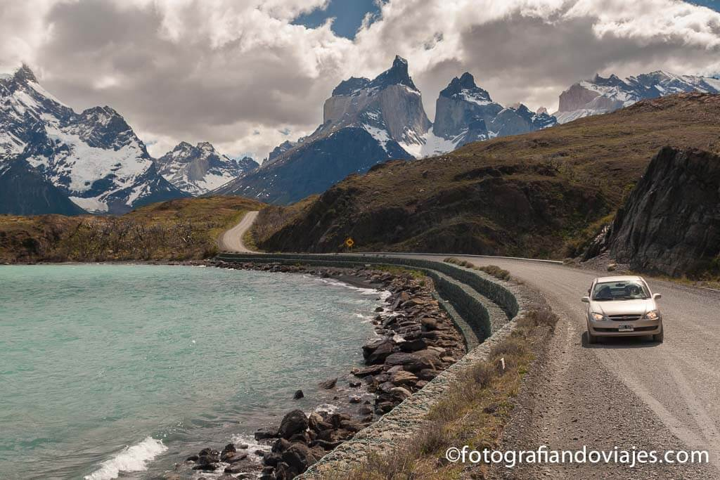 coche torres paine