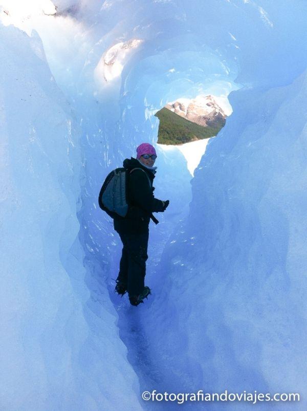 glaciar perito moreno trekking