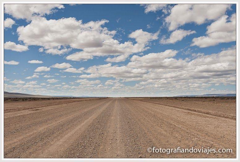 carretera de ripio