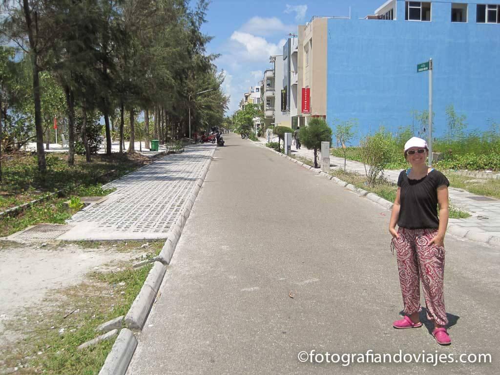 Maldivas alojamiento