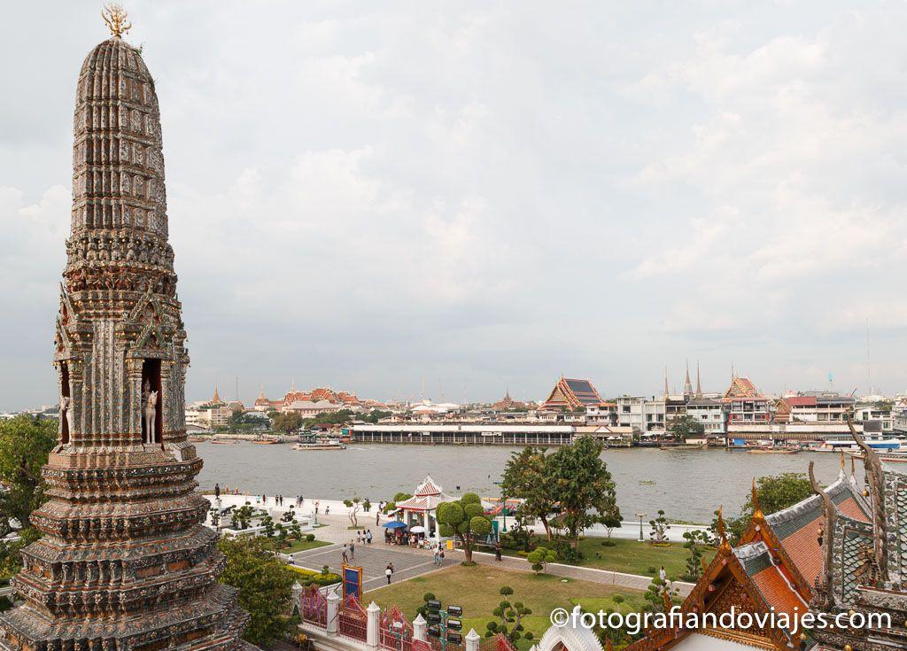 vista palacio real bangkok