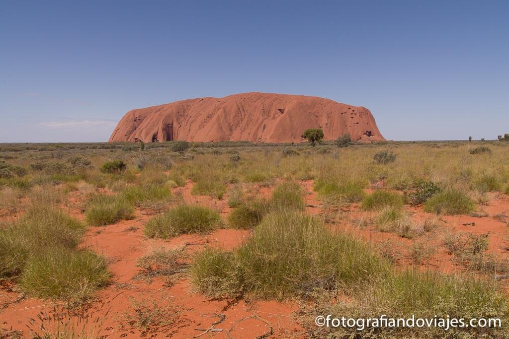Parque nacional Uluru-Kata Tjuta Ayers Rock Australia