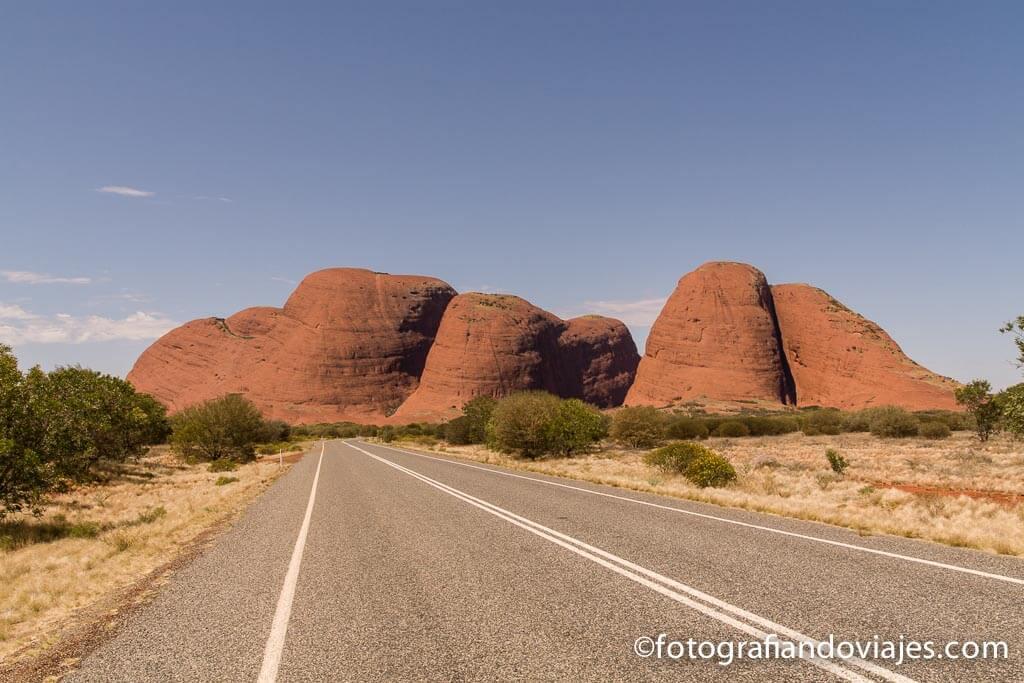 parque nacional Uluru o Ayers Rock Australia