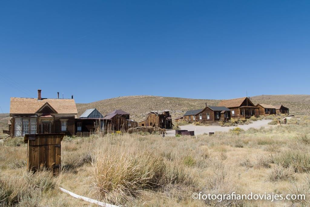 Bodie state park EEUU
