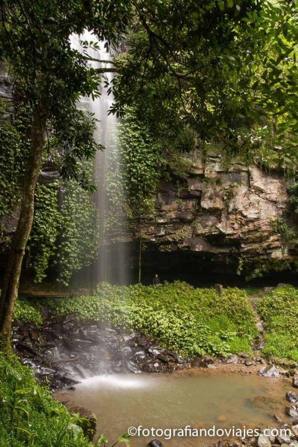 Crystal Shower Falls