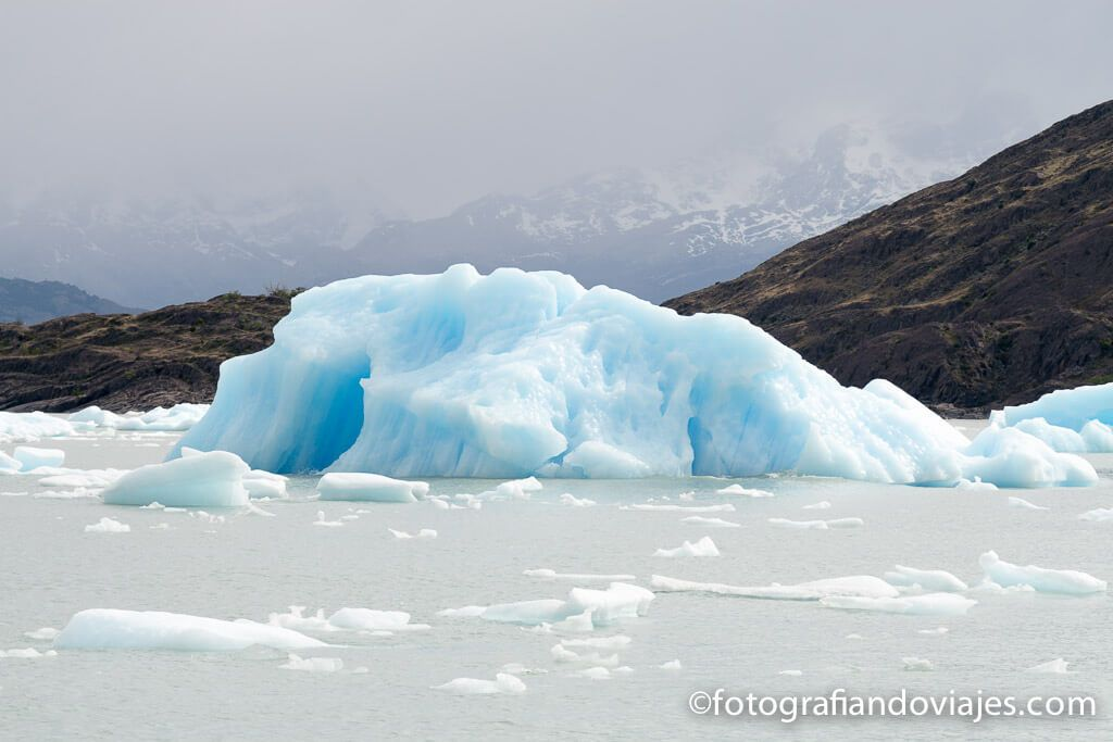 glaciar upsala argentina