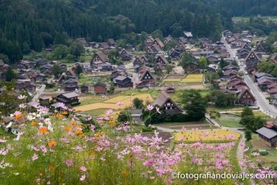 Shirakawa go Japón