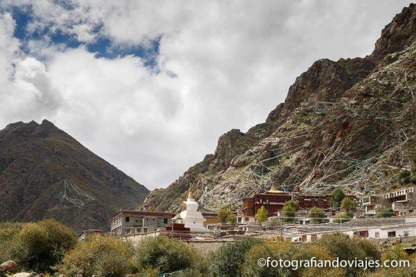 Monasterio de Tsurphu Tibet