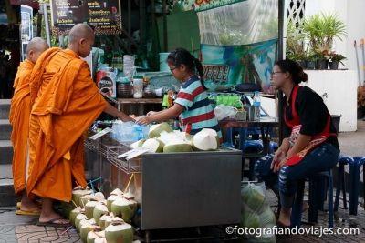 Mercados Bangkok