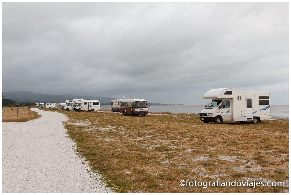 Península de Coromandel Nueva Zelanda