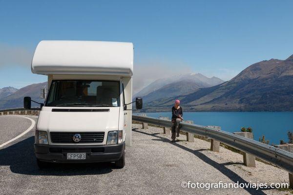 Caravana en Nueva Zelanda