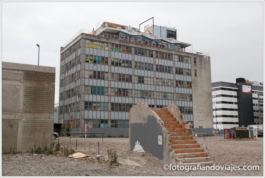 Recorrido por Christchurch: ruinas tras el terremoto