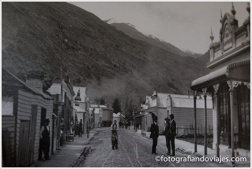 Arrowtown en 1905