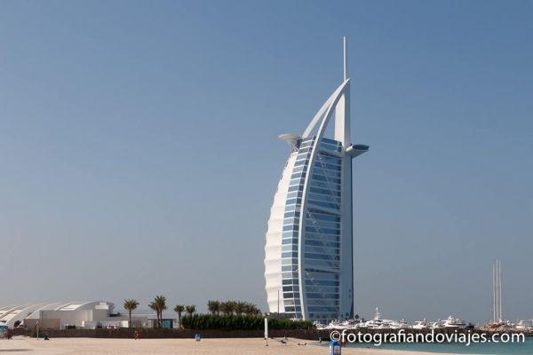 Burj al arab emiratos arabes