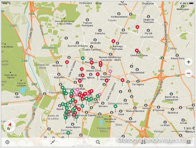 organizar maps.me