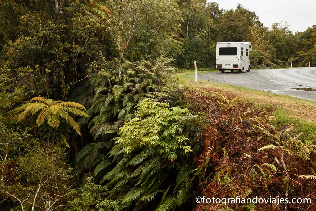 Caravana Nueva Zelanda