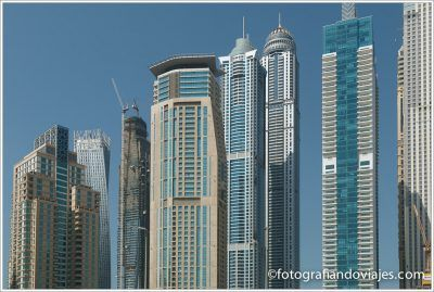 Dubai Marina Emiratos