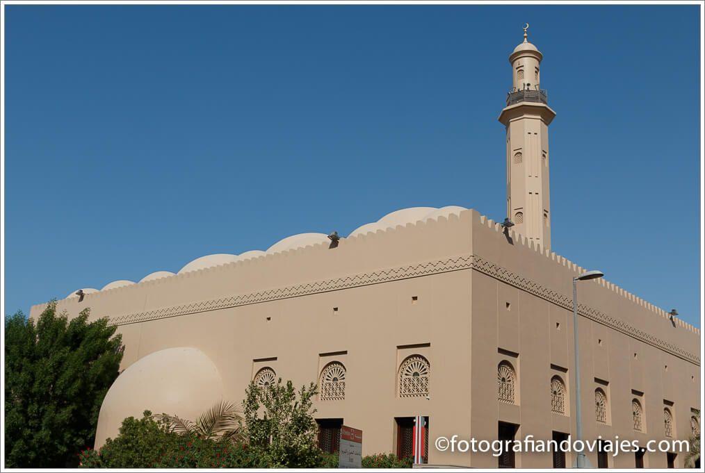 Gran Mezquita de Dubai