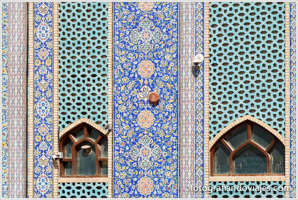 Que ver en dubai Mezquita de Ali Bin Abi Talib