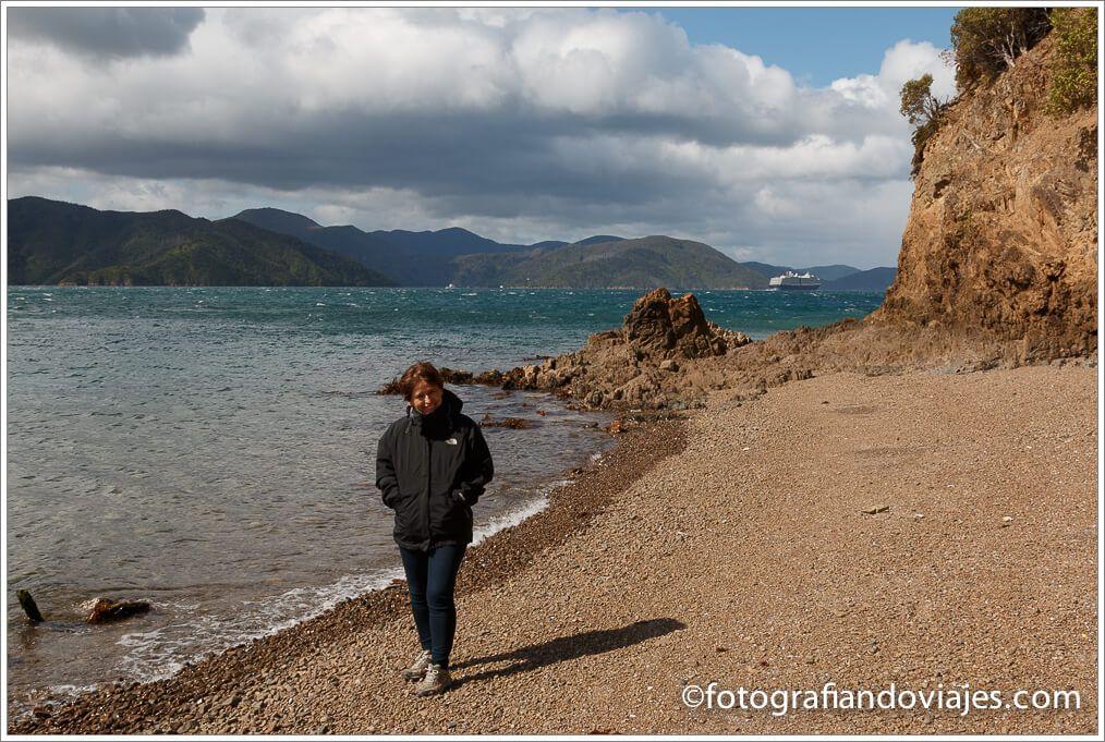 Karaka Point Nueva Zelanda