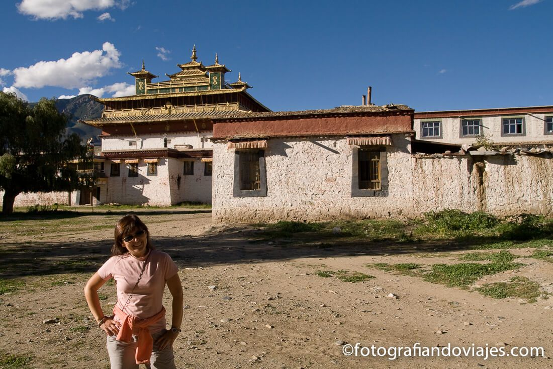Samye monasterio Tibet