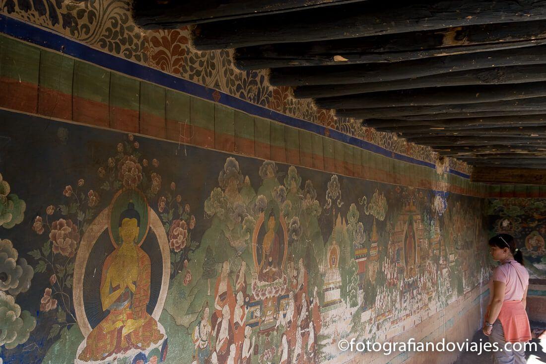 Templo Samye Tibet