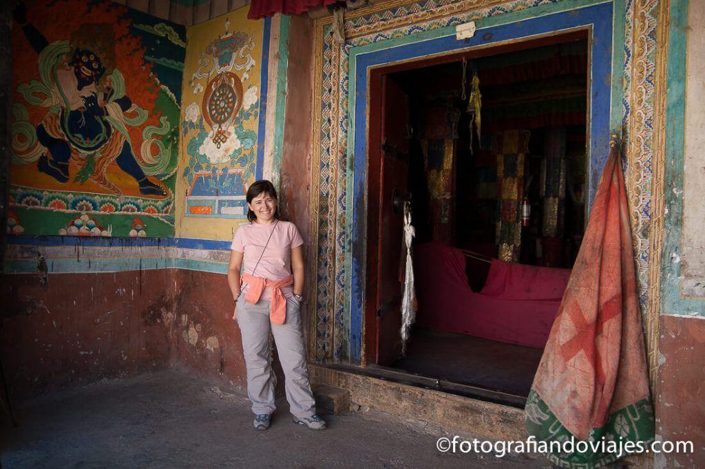 monasterio de Samye en Tibet