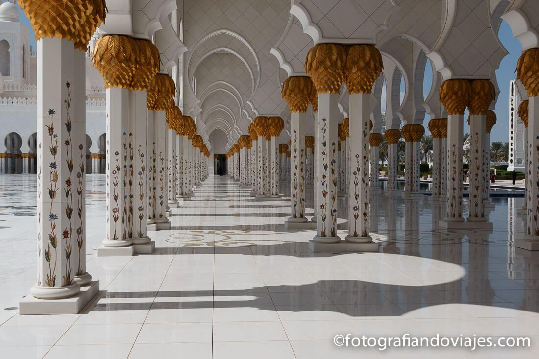 mezquita Sheikh Zayed Abu Dhabi