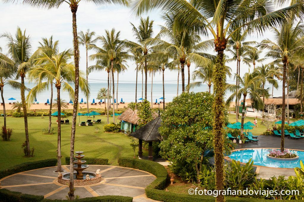 orchid beach resort tailandia