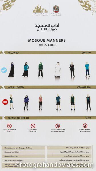 informacion acceso mosque